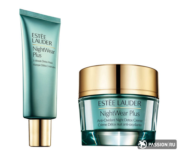 Маска 3-Minute Detox Mask NightWear Plus Detox Collection Estée Lauder