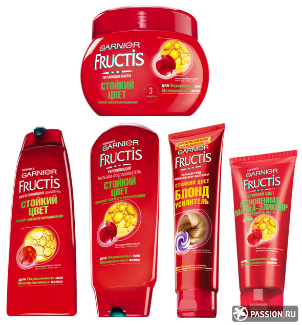 Fructis COLOR RESIST