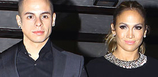 Дженнифер Лопес (Jennifer Lopez) и Каспер Смарт (Casper Smart) / splashnews.com