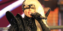 Леди Гага (Lady Gaga)  / splashnews.com