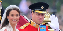 Свадьба Кейт Миддлтон (Kate Middleton) и принца Уильяма (Prince William) / splashnews.com