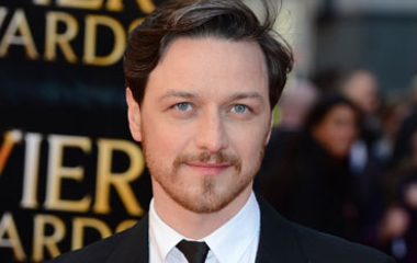 Джеймс МакЭвой (James McAvoy) / splashnews.com
